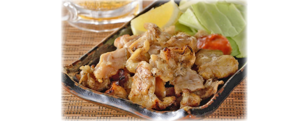 Grilled Chicken Harami (Outside Skirt) 500g