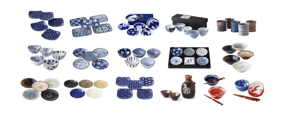 Porcelain Ware Made in Japan